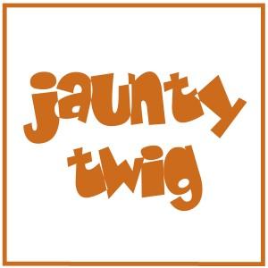 Jaunty Twig Logo